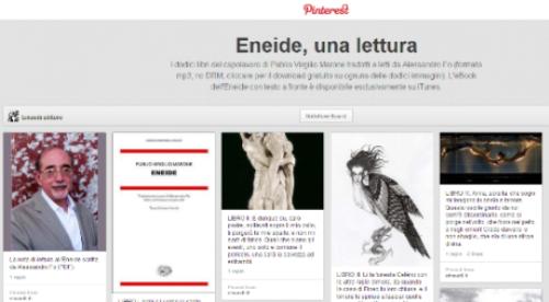 Einaudi regala l'Eneide su Pinterest