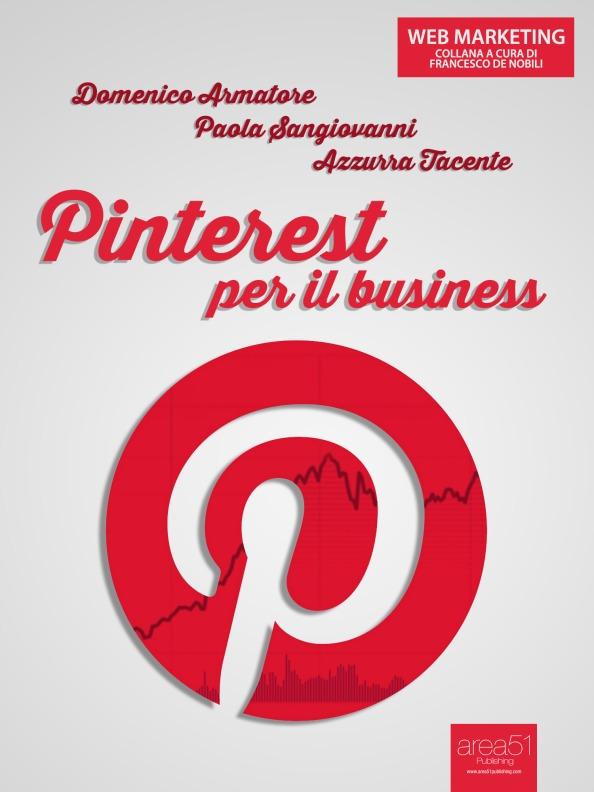 Pinterest per il business Ebook